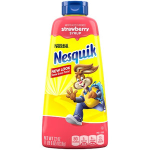 Nesquik Strawberry Syrup 623g