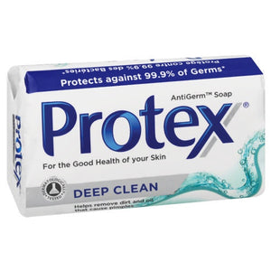 Protex  Deep Clean Bar Soap 150g