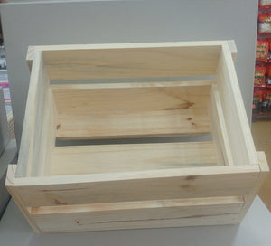 Wooden Gift Crate 425mm x 220mm