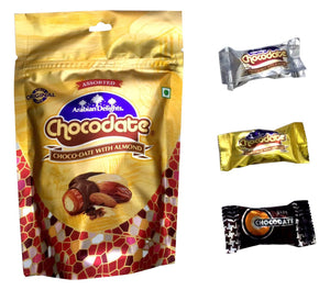 Arabian Delights Chocodate Assorted