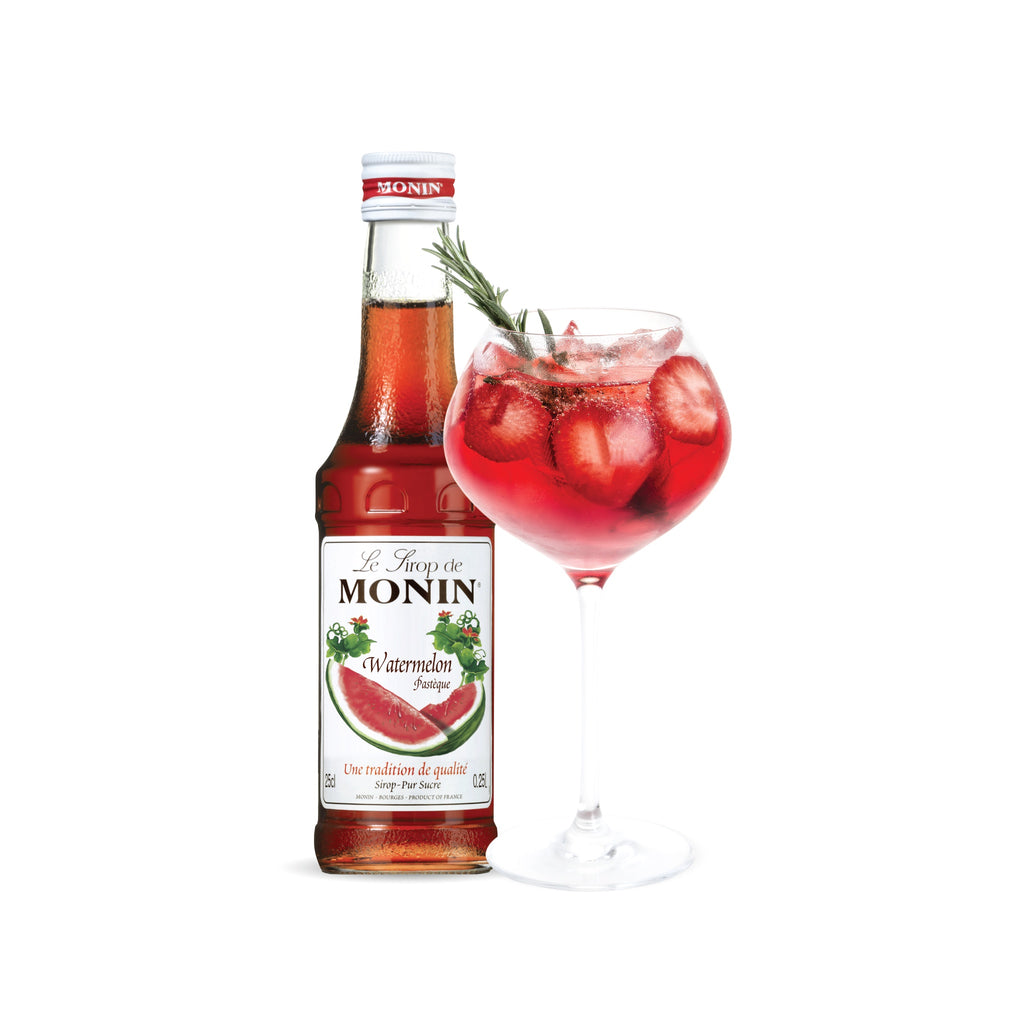 Monin Watermelon Syrup 250ml
