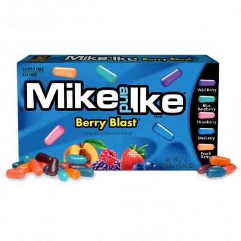 Mike & Ike Berry Blast 141g Box