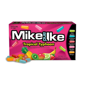Mike & Ike Tropical Typhoon 141g Box