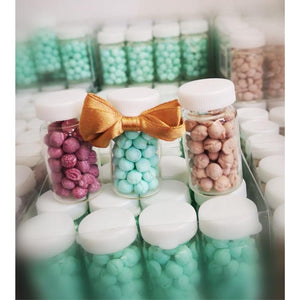 Millions Candy Wedding Favour Jar