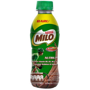 Milo Bottle 225ml