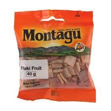 Montagu Flaki Fruit 40g