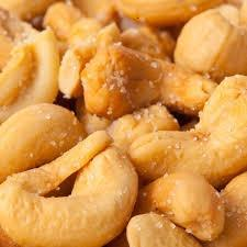 NUT FACTORY CASHEW SALTED 250g