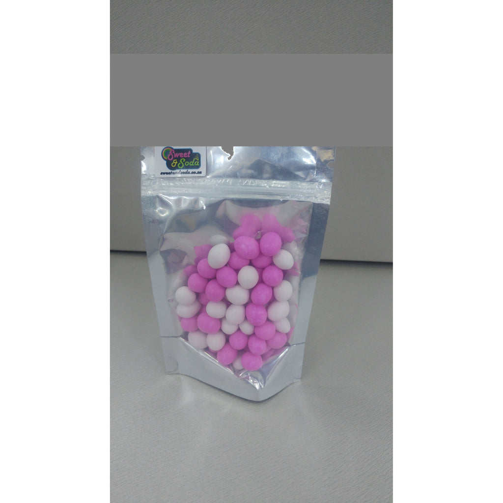 Nut Factory Pink & White Peanuts 100g