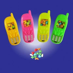 Toy Phone With Candy