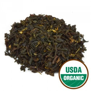 Assam B.O.P. Tea 4 oz-Misty Avalon Tea