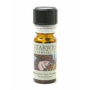 Benzoin Absolution Oil 1/3 fl oz-Misty Avalon Tea