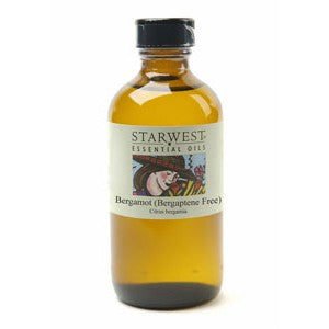 Bergamot Oil 4 fl oz