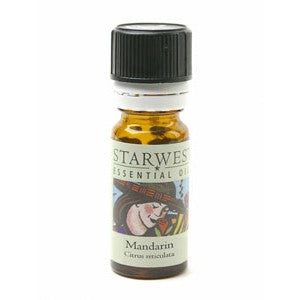 Mandarin Oil 1/3 fl oz