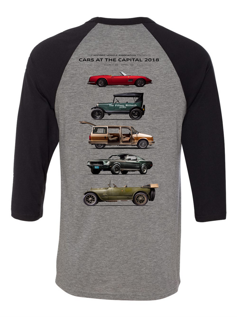 Cars at the Capital T-shirt