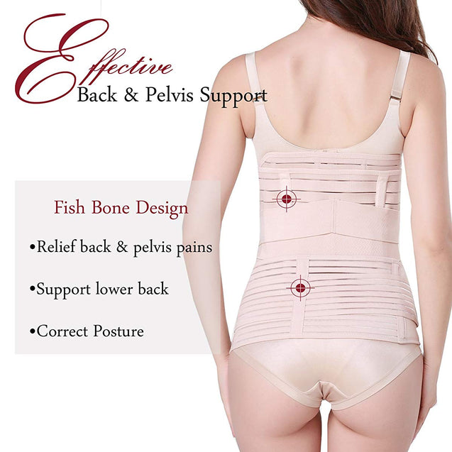 3 in 1 Postpartum Support Waist Trainer