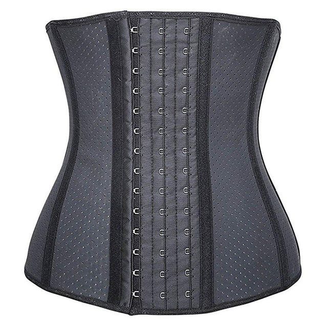 Latex Waist Trainer Corsets Breathable Body Shaper