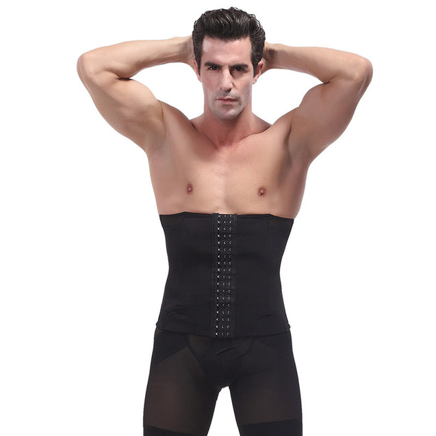 Male Waist Trainer Girdle Corset