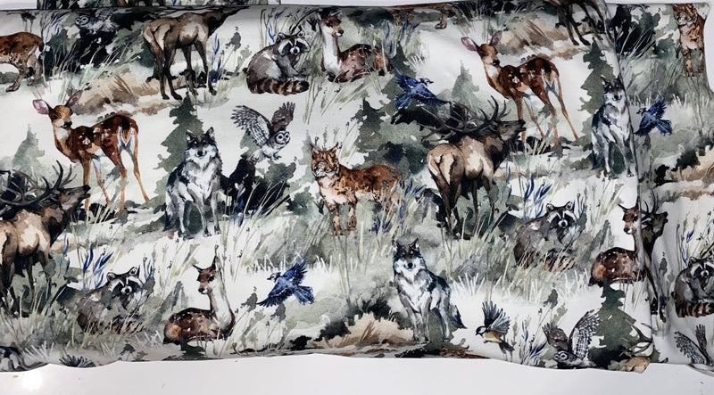 Forest Animals Jumpers