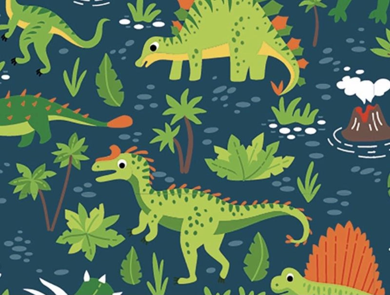 Green Dinosaur T-Shirts