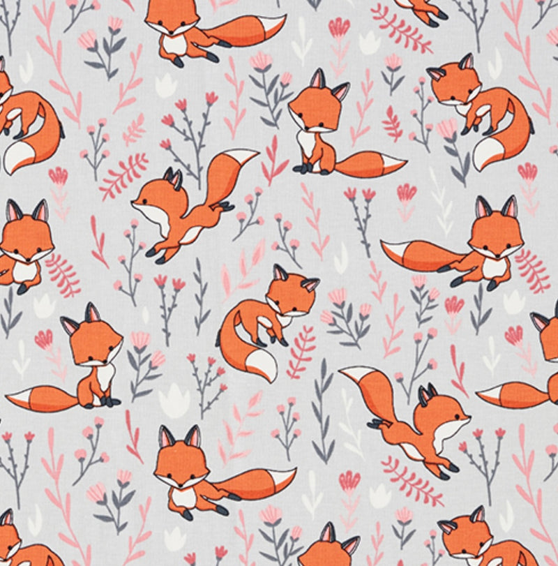 Grey Foxes T-Shirts