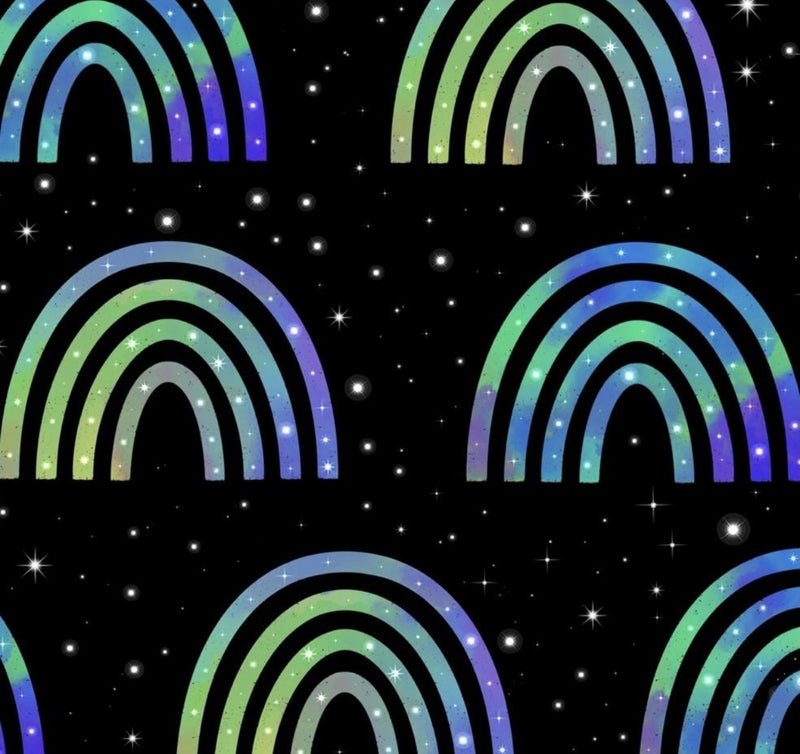 Galaxy Rainbows  Bummies