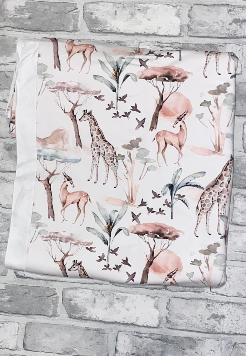 Watercolour Safari Dresses
