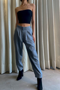 Slouchy pant - Gris