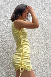 Talia Dress - Amarillo