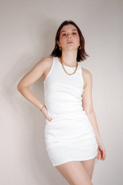 Tali Dress - Pearl