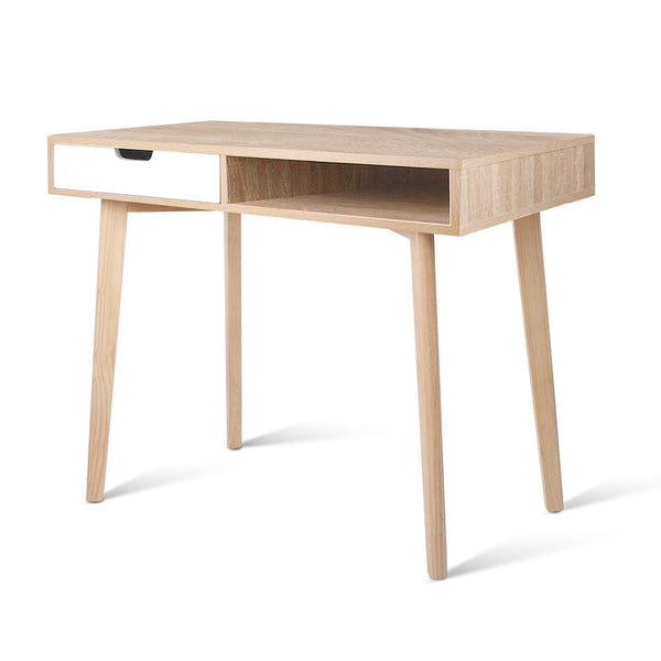 Superior Seating 2 Drawer Wood Computer Desk