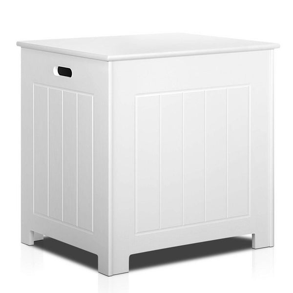 Superior Seating Kids Bathoom Storage Cabinet - White