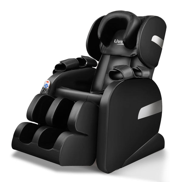 Livemor Electric Massage Chair - Black