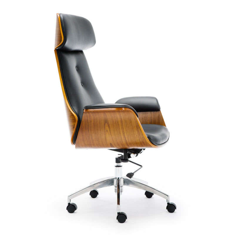 Renaissance Executive Chair - Walnut