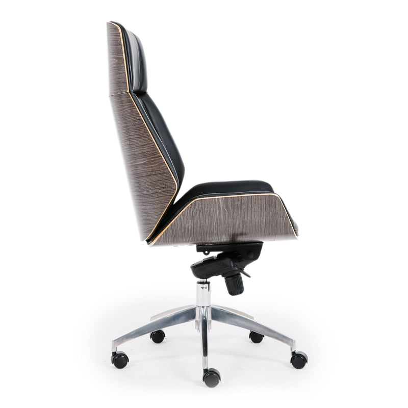 Rialto Executive Chair - Grey | Superior Seating | Premium Office Chairs, Lounge Chairs, Dining Chairs, Gaming Chairs, Bar Stools and Massage Chairs
