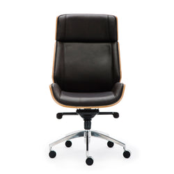 Rialto Executive Chair - Walnut