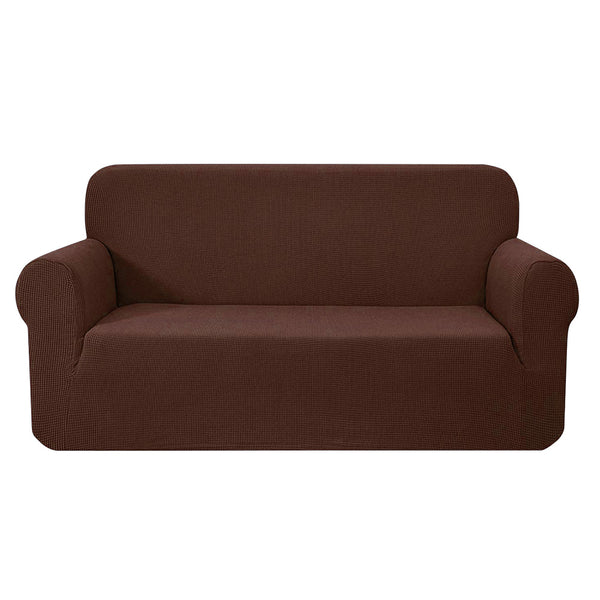 Superior Seating High Stretch Sofa Cover Couch Protector Slipcovers 3 Seater Coffee