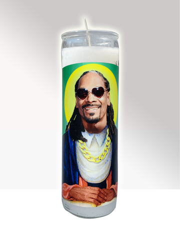 Snoop Dogg Prayer Candle ALLGOODLAB