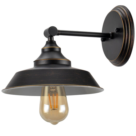 Wall Sconce Industrial Bathroom Vanity Light Fixture