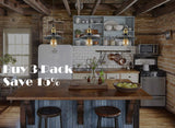 Barn Pendant Lights, Industrial Farmhouse Hanging Light Fixture