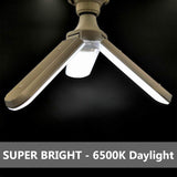 Super Bright 45W Daylight 4000LM LED Garage Ceiling  Lights
