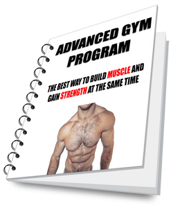 ADVANCED GYM PROGRAM