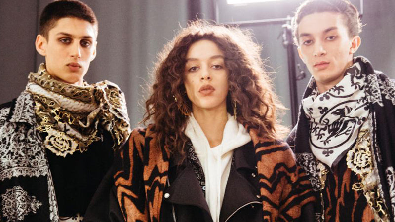 Edward Crutchley and Colovos scoop International Woolmark Prize 2019