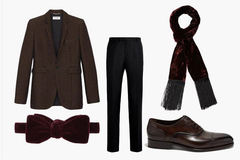 Eye-Catching Outfit Ideas for New Year's Eve 2019 For Him