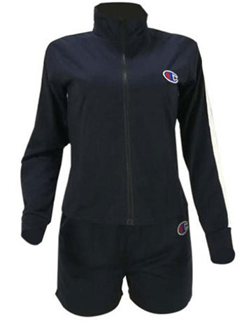 Buy Cheap Zipper Sports Jogging Casual Set