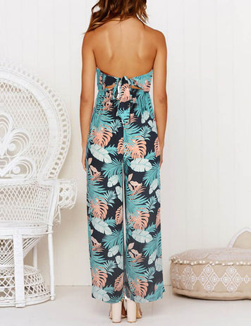 Buy Summer Fashion Jumpsuit Online