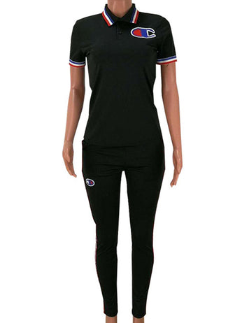 Cheap Sexy Female Casual Sports Suit Deals