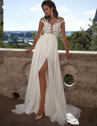 white party dress online