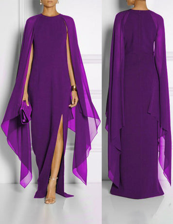 Cheap Purple Maxi Dress Sale
