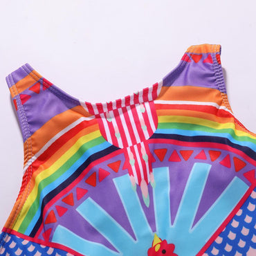 Printed Sexy Bikini Swimsuit - Fancyqube