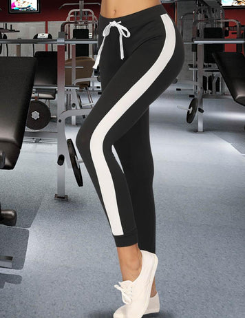 Sexy Comfortable Striped Yoga Leggings